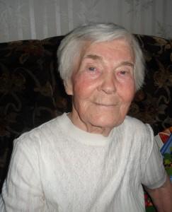 бабушка Тамара