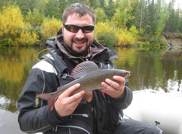 рыбалка на Выми. ФОто с сайта Фион.ру