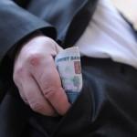 Федеральным чиновникам  никакие кризисы не страшны
