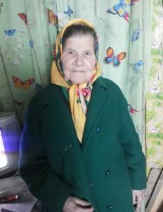 бабушка Манефа