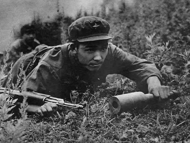 советские погранцы (21)