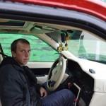 Участники автопробега предлагают поменять Норкина на асфальт