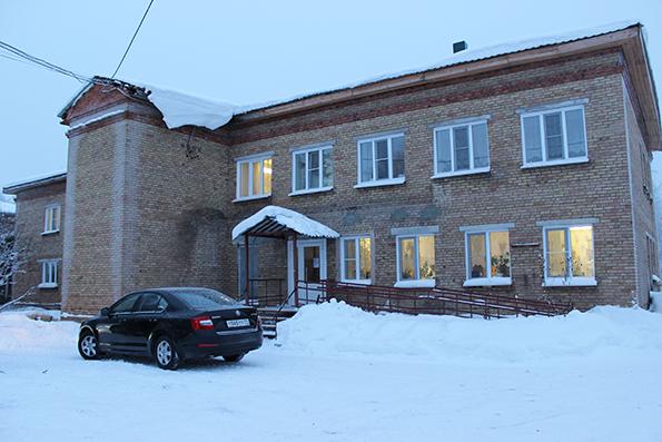 сторожевская больница строилась как райком кпсс