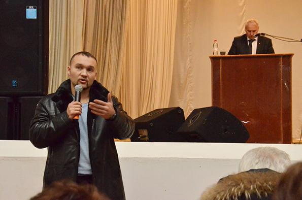 депутат Карпаев