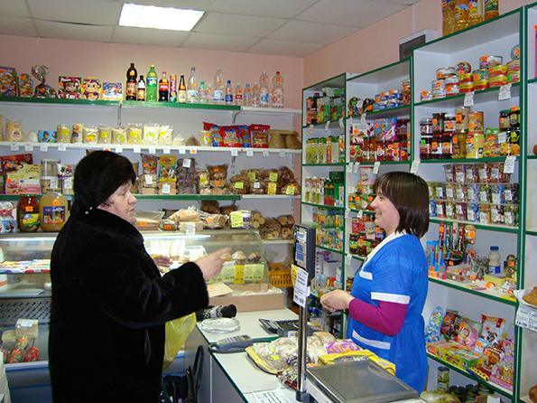 магазинчик кулинария для жителей  центральной части Усть-Цильмы давно стал домашним  (2)