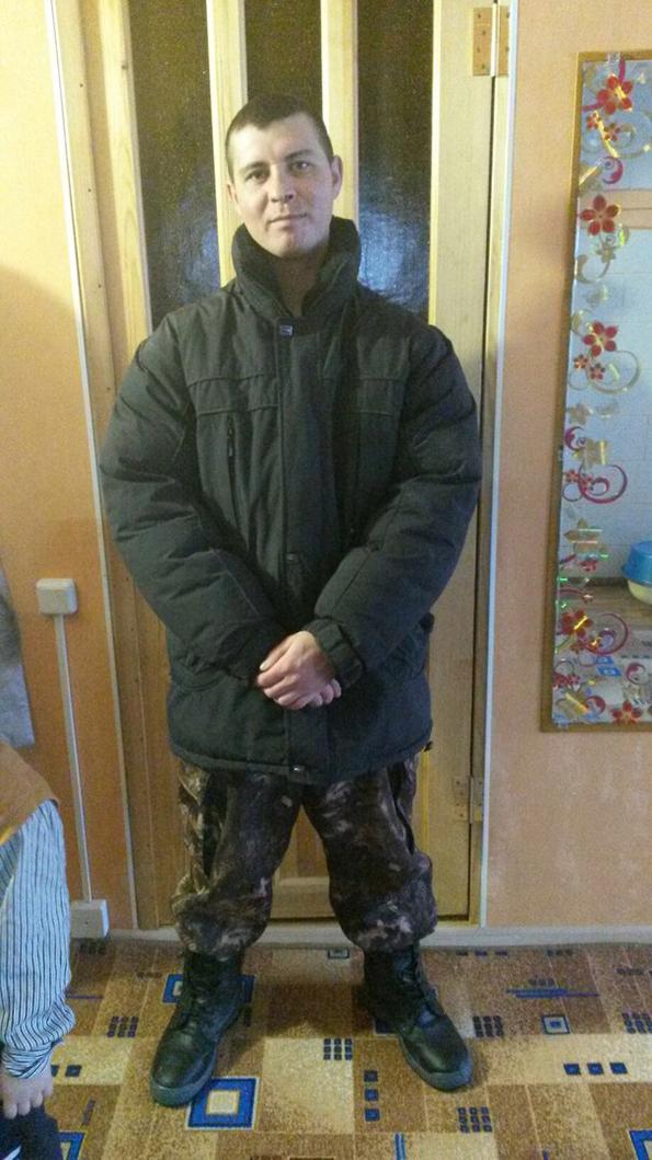 цыганский пленник - константин терентьев после возвращени я в Летку из Ярославской области