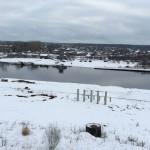 Весной Сысола может смыть миллионы  рублей, уже закопанных в Кировском парке