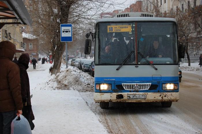 Автобус 18