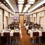 Вип-поезд  в составе «Транссибирского экспресса»  продолжит возить  туристов в Китай и Монголию