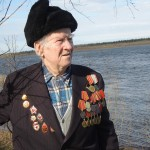Иван Пыстин ходил в разведку, форсировал реки  и участвовал в парадах на Красной площади