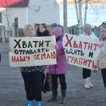Северяне требуют решительных мер  по ликвидации нефтеразливов