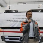 Без опасных поворотов  поможет ездить по дорогам республики новый тренажер «Монди СЛПК»