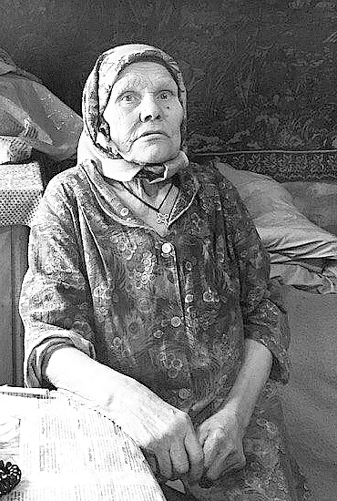 бабушка из чернушки