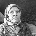 80-летняя  отшельница не собирается уезжать из своей деревни