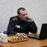 Российский зэк на мат  американца ответил матом