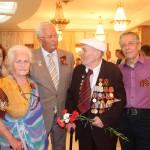 В столице Коми чествовали ветеранов