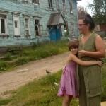 Бездомная семья от отчаяния поселилась  в заброшенной лесозаводской «деревяшке»