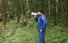 ежедневно в лесах Коми ищут потерявшихся людей