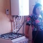 Голованова въезжает в новую квартиру