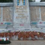 Памятник в Дутово  уже давно не радует глаз