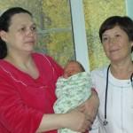 Мадонна из Затона носит на руках уже четырнадцатого младенца