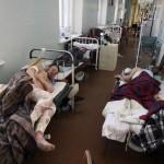 Больница становится местом, опасным для жизни
