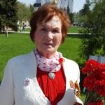 Валентина Плохих трудилась на военном заводе