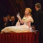 Оперная дива владеет даром предвидения