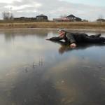 Тысячи рыбаков, «скованные одной  целью»,  встретят День единства на льду