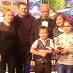 Жительница удорского поселка Едва Елена Есина  выиграла на «Поле чудес»... «а-а-а-а-втомобиль!»