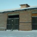 В сизябском хозяйстве телята дрожат от холода