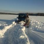 Обитатели Усть-Уньи взывают о помощи