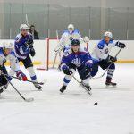 На ледовой арене в Усинске несколько  дней кипели спортивные страсти