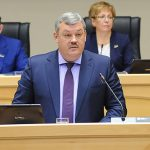 Парламентарии выслушали губернатора Коми