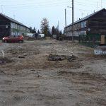 В поселке Озерный зарыли  в землю 20 миллионов рублей