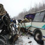 Удорская трагедия: в автокатастрофе пострадали  десятки пассажиров