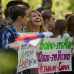 В республике состоялась акция протеста