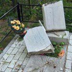 Надругался над могилами (Криминал от 21 июля)