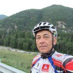 58-летний ухтинец на двух колесах одолел Чуйский тракт