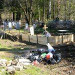 Кладбища в Коми запущены до ужасающего состояния