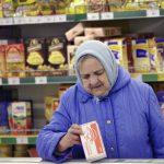Каждому десятому россиянину не хватает денег на еду