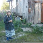 90-летнюю  сельчанку Манефу Нестеренко,  по ее словам, могут «переселить только на Тот свет»