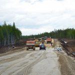 Строительство трассы Сыктывкар — Нарьян-Мар затянулось