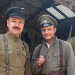 Благодаря своим усам житель Усть-Вымского района  превратился в комиссара Красной армии