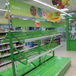 Город газовиков: пустые полки, лимит на бензин и дефицит продовольствия