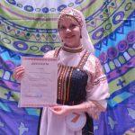 Усть-куломская красавица завоевала берестяную корону